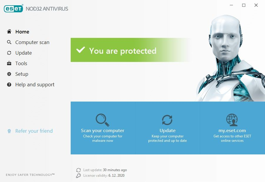 ESET NOD32 Antivirus 14.0.22.0 Crack + License Key Latest 2021